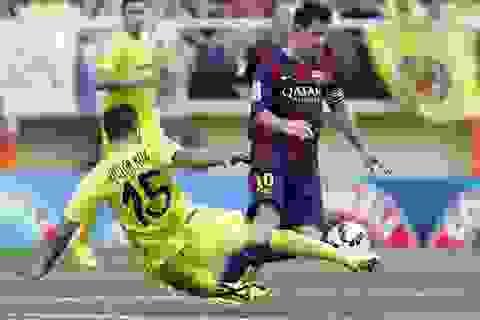 Barcelona - Villarreal: Cuộc chiến cam go