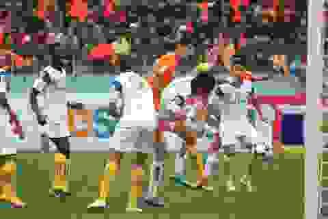 SHB Đà Nẵng thua ngược SL Nghệ An ngay tại Chi Lăng