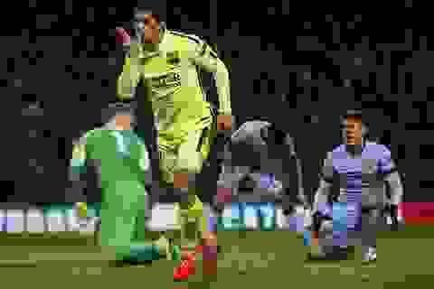 Những khoảnh khắc Suarez nhấn chìm Man City ở Etihad
