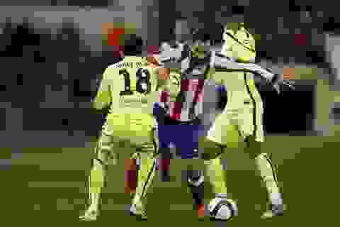 Cuộc đua tam mã khốc liệt Real-Barca-Atletico ở La Liga