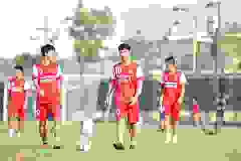 Công Phượng có tên trong danh sách tập trung Olympic Việt Nam