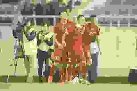 Olympic Việt Nam sẽ được gì từ những trận giao hữu?
