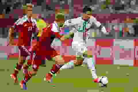 C.Ronaldo sẽ tỏa sáng trong màu áo Bồ Đào Nha?
