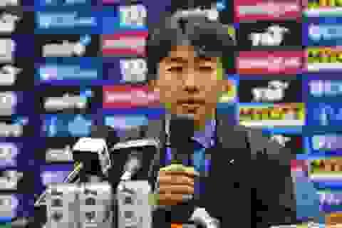 """HLV Miura: """"Chúng tôi đã thi đấu hết sức rồi!"""""""
