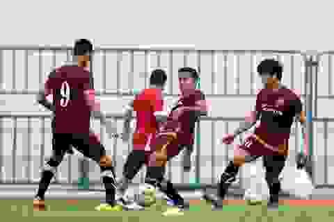 HLV Miura nhận tin vui trước trận gặp Olympic Thái Lan