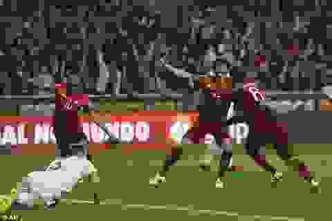 Đánh bại Serbia, Bồ Đào Nha vươn lên ngôi đầu bảng