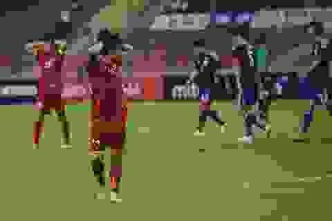 U23 Việt Nam thua nhẹ nhàng U23 Nhật Bản