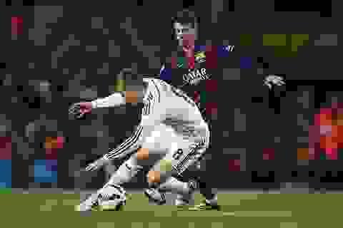 Real Madrid bất lợi hơn Barcelona ở 4 vòng cuối La Liga
