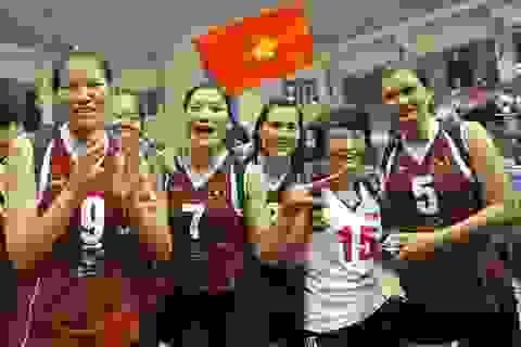 Đội tuyển bóng chuyền nữ Việt Nam thắng sốc Nhật Bản