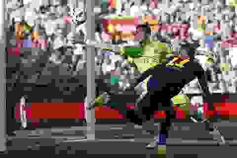 Phục hận Sociedad, Barcelona tiến gần ngôi vô địch