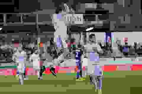 Real Madrid tiếp đà thăng hoa bằng trận thắng đậm?
