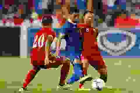 Đội tuyển Việt Nam và khoảng cách đẳng cấp quá xa với người Thái