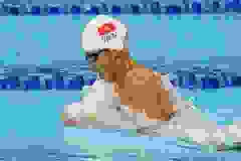 Ánh Viên đoạt 3 chuẩn A Olympic 2016