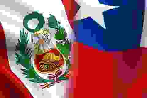 Chile - Peru: Cuộc chiến tham vọng