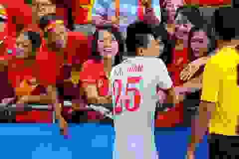 Cầu thủ U23 Việt Nam xin lỗi người hâm mộ