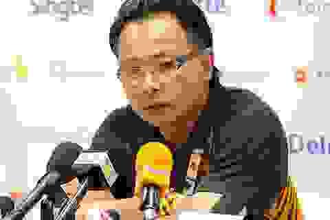 HLV Malaysia thán phục Công Phượng