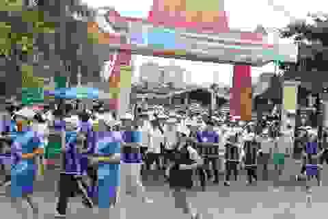 4500 người tham gia chạy hưởng ứng giải chạy phong trào lớn nhất nước