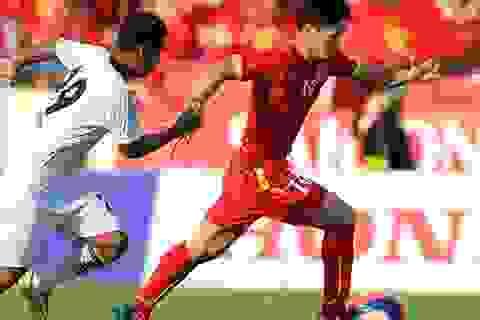 U23 Việt Nam - U23 Myanmar: Cuộc chiến khốc liệt
