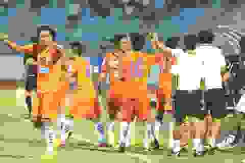 Hạ Than Quảng Ninh, SHB Đà Nẵng có chiến thắng thứ 3 liên tiếp