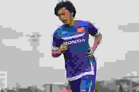 Tuấn Anh ngậm ngùi chia tay U23 Việt Nam