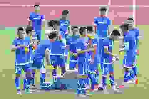 U23 Việt Nam vẫn tập trước cuộc đối đầu với U23 Malaysia