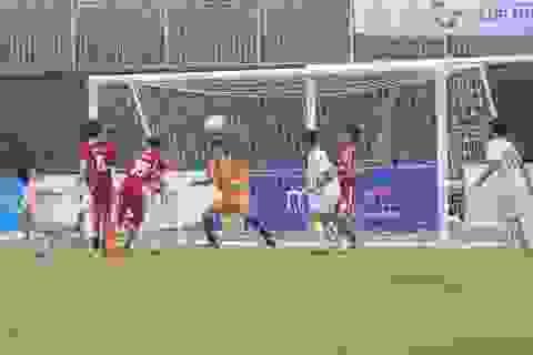 Những trận bán kết hứa hẹn kịch tính ở giải U13 Quốc gia