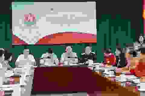 Hội chữ thập Đỏ Việt Nam triển khai chiến dịch khám chữa bệnh nhân đạo
