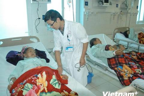 Lai Châu: Ngộ độc nấm tập thể, 19 người nhập viện