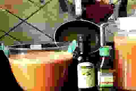 Sự thật về phương pháp thanh lọc cơ thể bằng dầu ôliu và nước quả