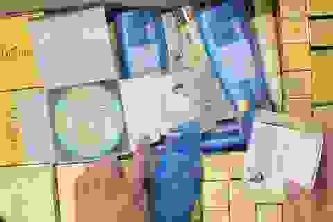 Bộ Y tế cảnh báo về nạn buôn lậu đồ mỹ phẩm, thực phẩm chức năng
