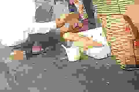 Mạnh tay với thức ăn đường phố