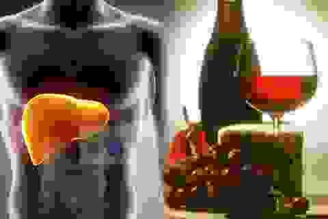 Phòng ngừa chảy máu dạ dày, xơ gan vì rượu ngày Tết