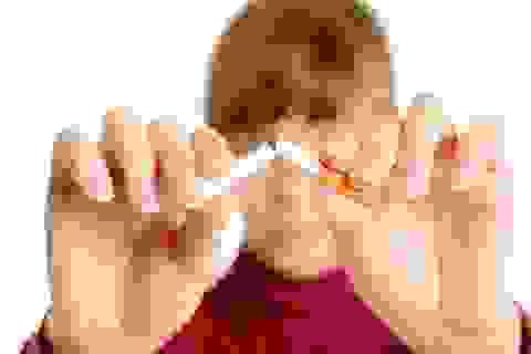 Muốn bỏ thuốc lá, hãy bắt đầu vận động