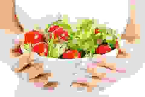 5 thói quen ăn uống lành mạnh cho năm mới