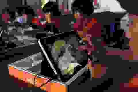 Đài Loan hạn chế trẻ sử dụng máy tính bảng