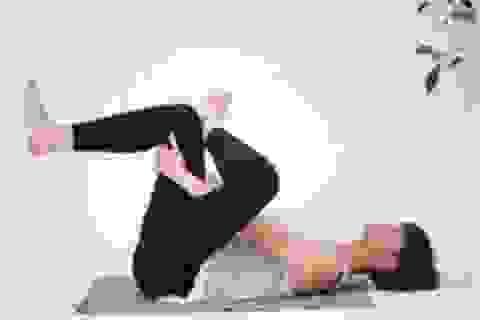 Yoga cho người đau dây thần kinh toạ (2)