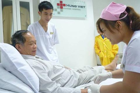 Gánh nặng ung thư tại Việt Nam