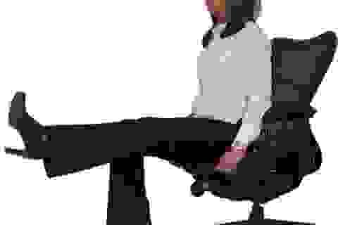 20 phút tập luyện giảm mỡ vùng bụng hiệu quả cho dân văn phòng