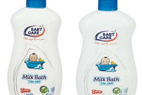 Thu hồi 2 sản phẩm mỹ phẩm dành cho trẻ em