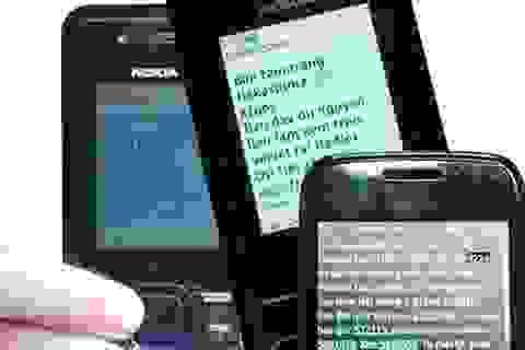 """Nhà mạng lúng túng """"phân loại"""" tin nhắn rác với tin sạch"""