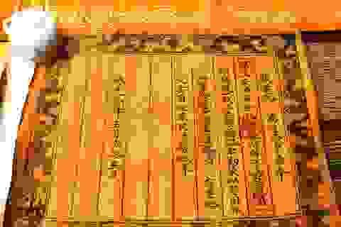 Nhiều tư liệu bằng văn tự Hán - Nôm thời Lê - Nguyễn được phát hiện tại nhà thờ họ