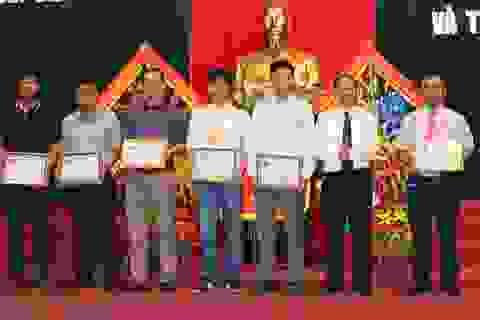 PV Dân trí 3 năm liên tiếp đạt giải cao tại Giải báo chí Trần Phú