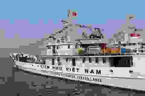 Được sử dụng vũ khí khi truy đuổi tàu nước ngoài vi phạm vùng biển Việt Nam