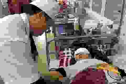 Khởi tố vụ án chém trọng thương cán bộ Ban Tiếp công dân Trung ương