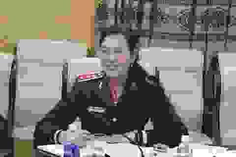Thanh tra Chính phủ giới thiệu bà Lê Thị Thủy ứng cử đại biểu Quốc hội