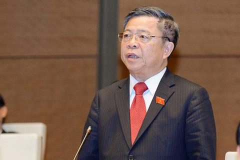 Vụ cho Formosa thuê đất 70 năm: Ông Võ Kim Cự luôn né tránh báo chí
