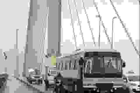 Chủ tịch nước gửi thư khen lái xe biển xanh chắn gió trên cầu Bãi Cháy