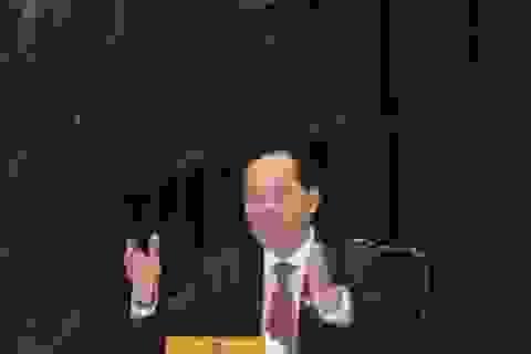 """Bí thư Thanh Hoá khẳng định thông tin """"có bồ nhí"""" là vu khống"""