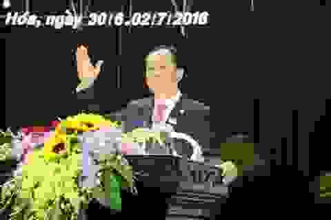 Thanh Hóa đề nghị xử lý thông tin bịa đặt về Bí thư Tỉnh ủy