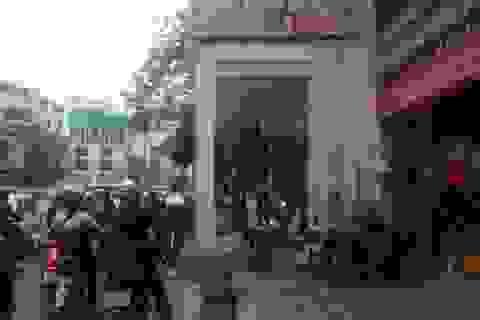 """Hà Nội: Hai ngôi nhà """"lạ"""" trên phố Tôn Đức Thắng"""